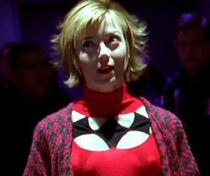 Mia Sara como Harley Quinn em Birds of Prey