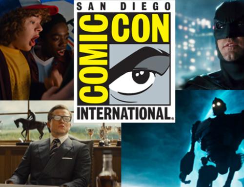 Trailers da San Diego Comic-Con 2017!