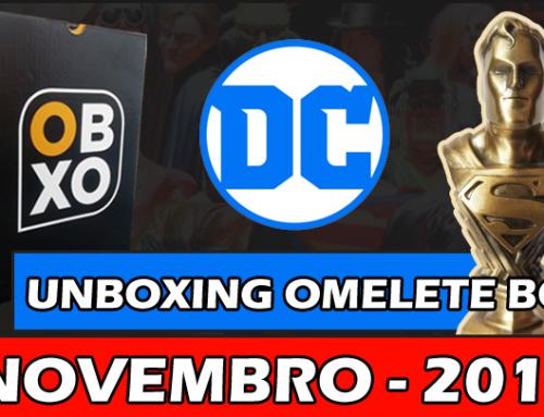 Unboxing Omelete Box (Obox) – Novembro/2017