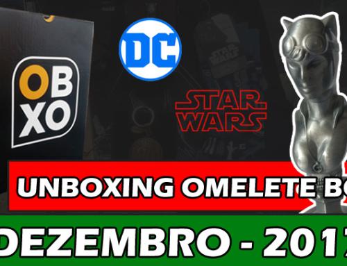 Unboxing Omelete Box (Obox) – Dezembro/2017