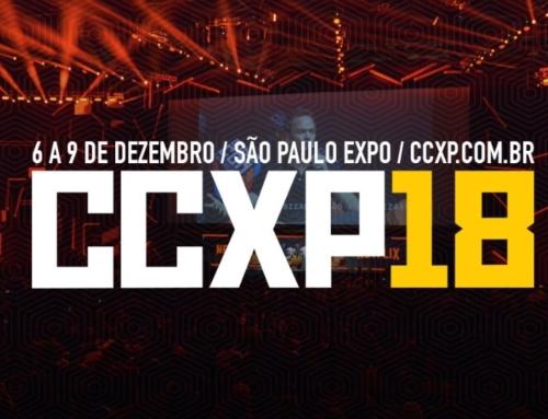 CCXP 2018 – Os anúncios até aqui!